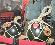 Japanese High Grade Watermelon Sells for Over $3,500 USD