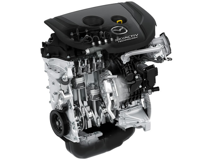 Next Mazda2 will Feature New SKYACTIV-D 1.5 Small-Displacement Clean Diesel Engine
