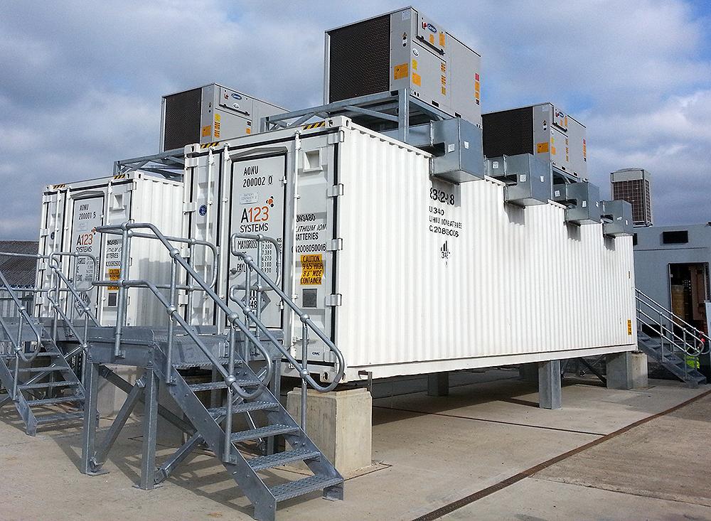 NEC - Energy Storage Systems