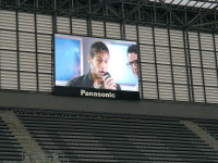 Panasonic's AV and security solutions has been active in the Soccer World Cup 2014 stadium in Brazil