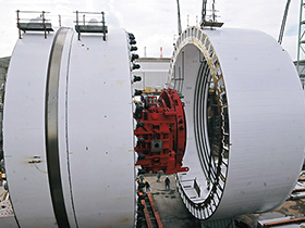 Hitachi Zosen Corporation - SR99 Tunnel Project 06