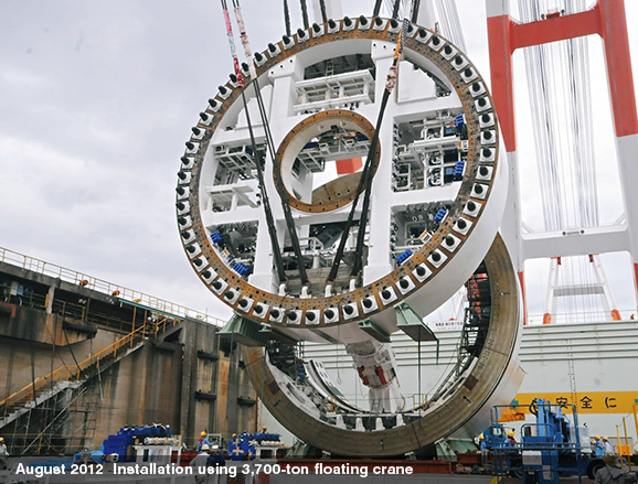 Hitachi Zosen Corporation - SR99 Tunnel Project 11