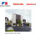 Smart House - 3 Japanese Firms