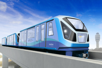 Mitsubisi Receives Order for Three Automated People Mover (APM) Systems at Orlando International Airport