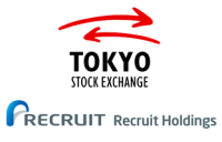 Japan's top information service firm, Recruit Holdings, applying to Tokyo Stock Exchange. It'll be largest initial public offering this year
