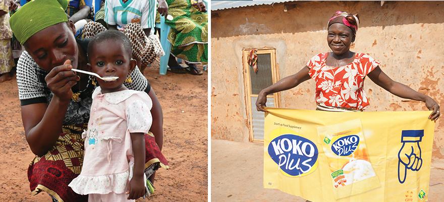 Japan ODA - The Ghana Nutrition Improvement Project