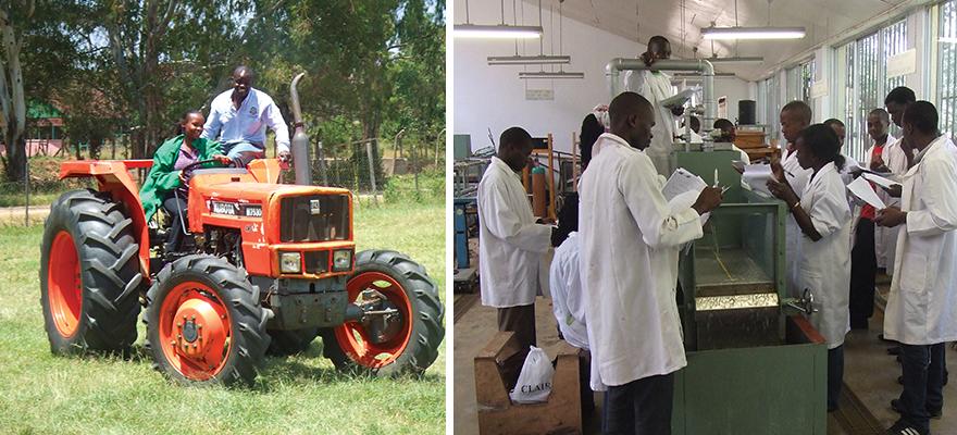Japan ODA - Japan's ODA Successes: Jomo Kenyatta University of Agriculture and Technology Perspectives