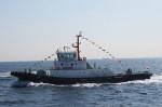 LNG-Fueled Tugboat - Tsubasa