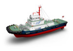 NYK LINE - LNG fueled tugboat