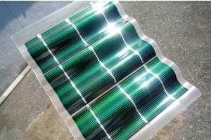 Power Bank System Co., Ltd. - Wavy Shape Type Solar Panel