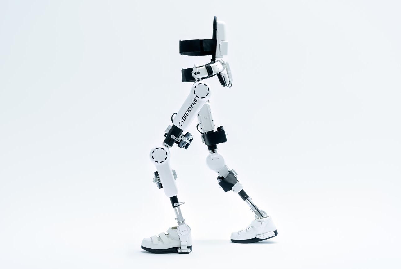 CYBERDYNE Inc. - Robot Suit HAL (Hybrid Assistive Limb)