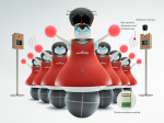 Murata Manufacturing Co., Ltd. - Robot Cheerleaders