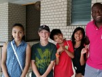 Oakland fifth-graders attend convention in Japan