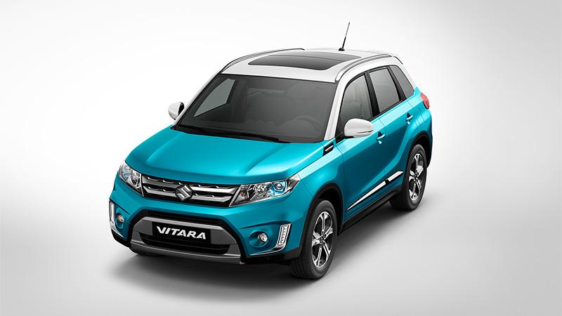 Suzuki - VITARA 02
