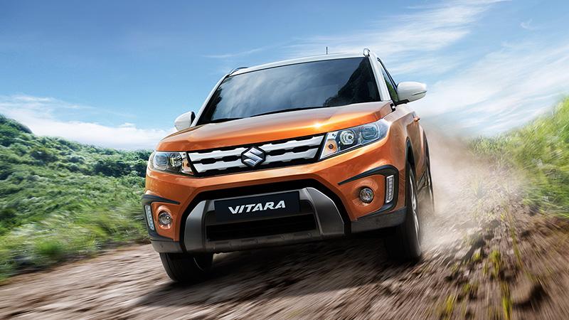 Suzuki - VITARA 06