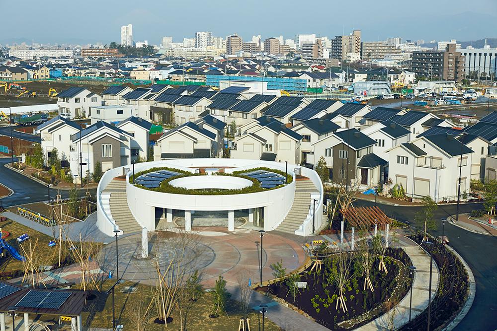 Fujisawa Sustainable Smart Town - Committee Center