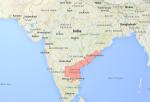 Andhra Pradesh in India