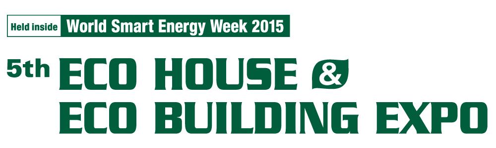 ECO HOUSE & ECO BUILDING EXPO 2015