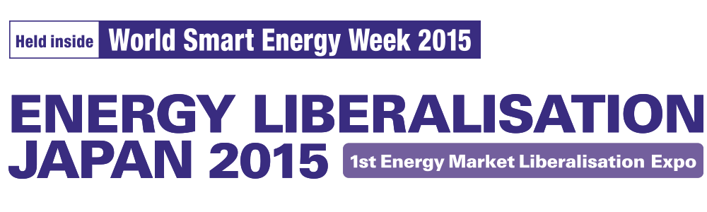 ENERGY LIBERALISATION JAPAN 2015