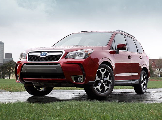 2015 People's Pick - Subaru Forester 2015