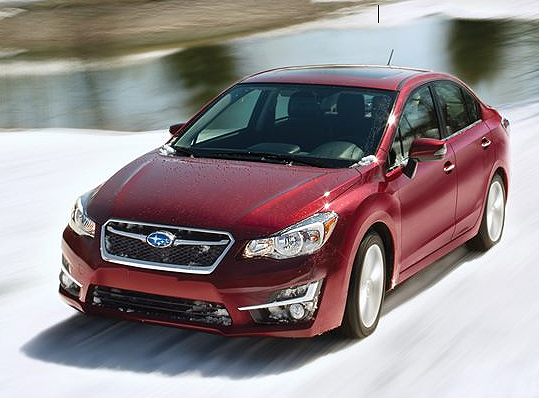 10 Top Picks of 2015 - Subaru Impreza 2015