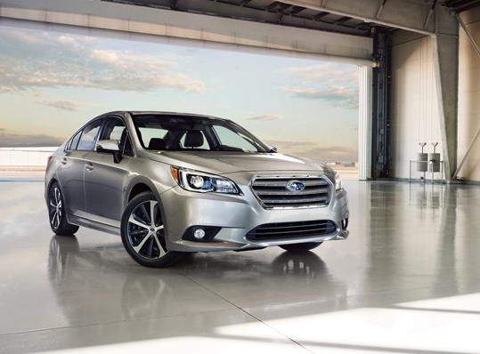 10 Top Picks of 2015 - Subaru Legacy 2015