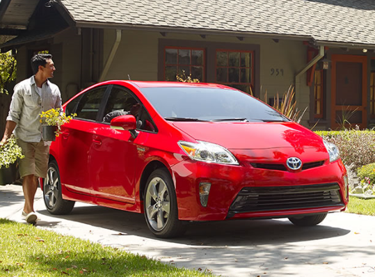 10 Top Picks of 2015 - Toyota Prius 2015
