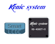 Kenic System, Ltd. – LCD Controller IC Develop and Manufacture