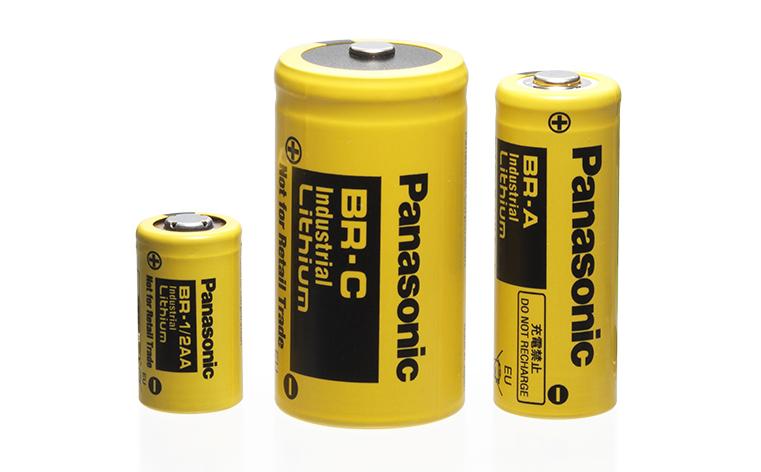 Panasonic Batteries for Hayabusa 2