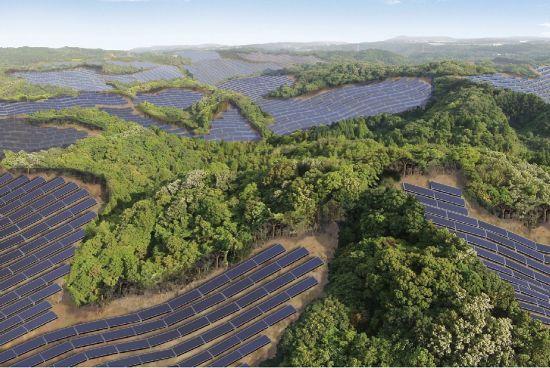 Kanoya Osaki Solar Hills Power Plant
