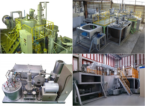 Waste Plastic Liquefaction System