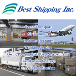 Best Shipping Inc. – Import and Export Services