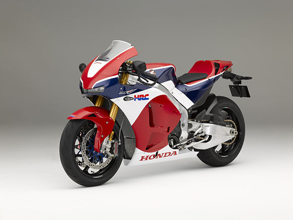 Legal Street version of MotoGP Bike - Honda RC213V-S 01