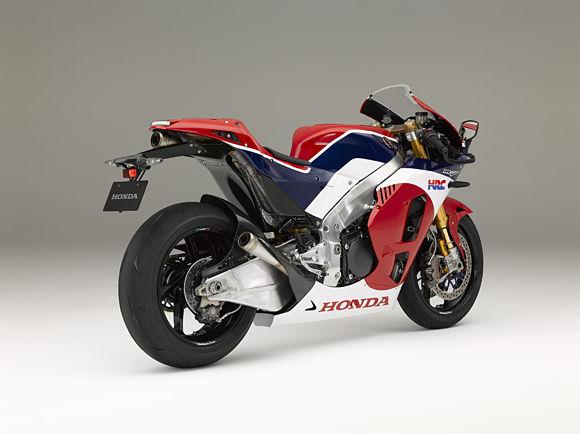 Legal Street version of MotoGP Bike - Honda RC213V-S 02