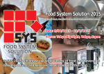 Food System Solutions (F-SYS) 2015 - Banner