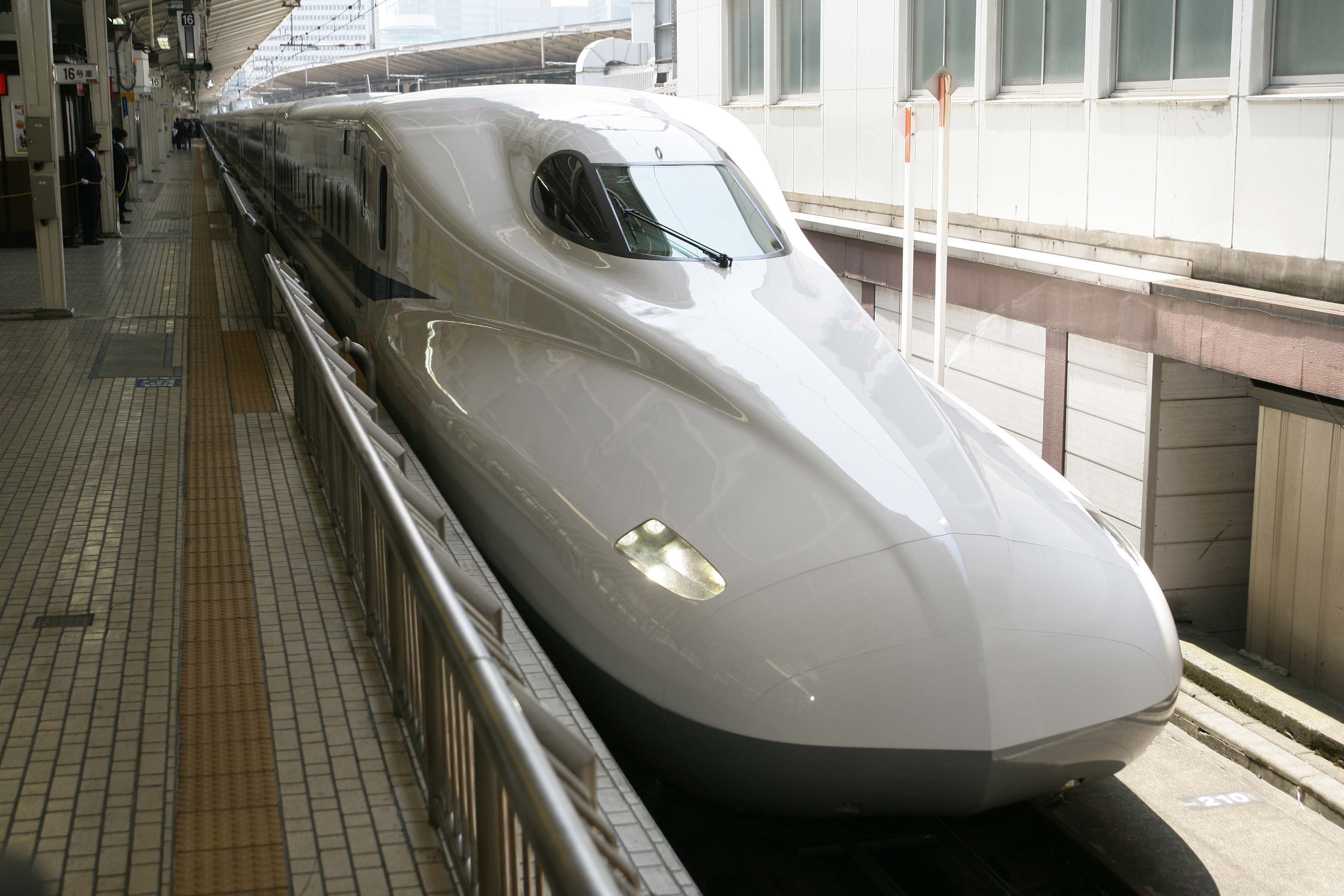 Japan's Bullet Train to India