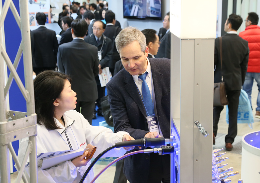 2015 FC EXPO - 11th Int'l Hydrogen & Fuel Cell Expo - Photo 03