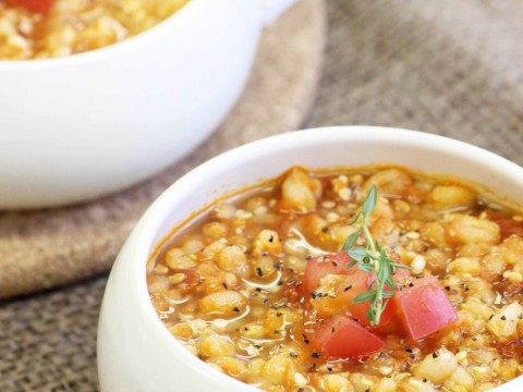 Azuma Foods Co., Ltd. - Tomato Risotto