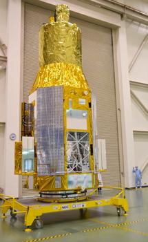 Hitomi (ASTRO-H) satellite