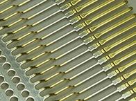 Reel-to-reel Gold plating
