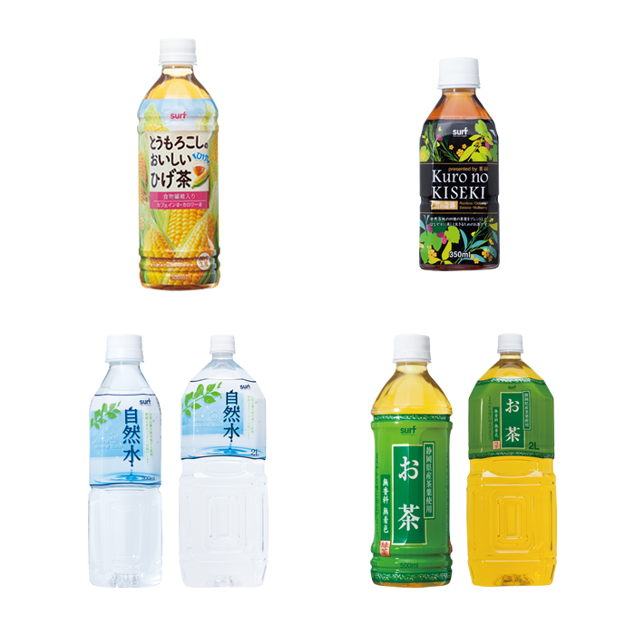 Surf Beverage, Inc. - Products