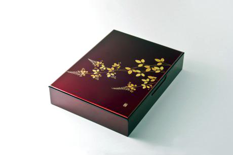 TOHOKU KOGEI Co., Ltd. - Tamamushi lacquerware: Flat Paperback