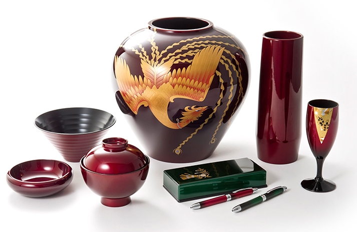 TOHOKU KOGEI Co., Ltd. - Tamamushi lacquerware Products