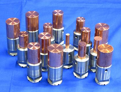 Kawashima Kinzoku Co., Ltd. - Electrode parts(EROWA tooling/3R)