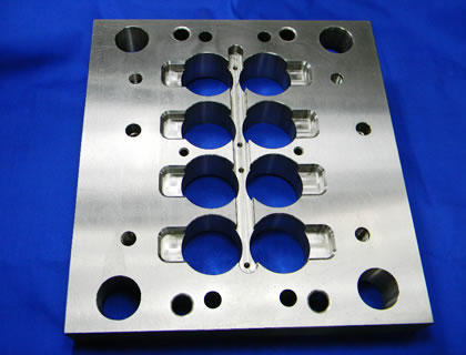 Kawashima Kinzoku Co., Ltd. - Mold base for lens