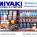 Miyaki Co., Ltd. - Cleaning & Coating Products