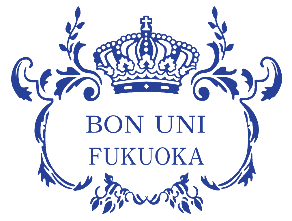 Bon Uni Fukuoka - Logo