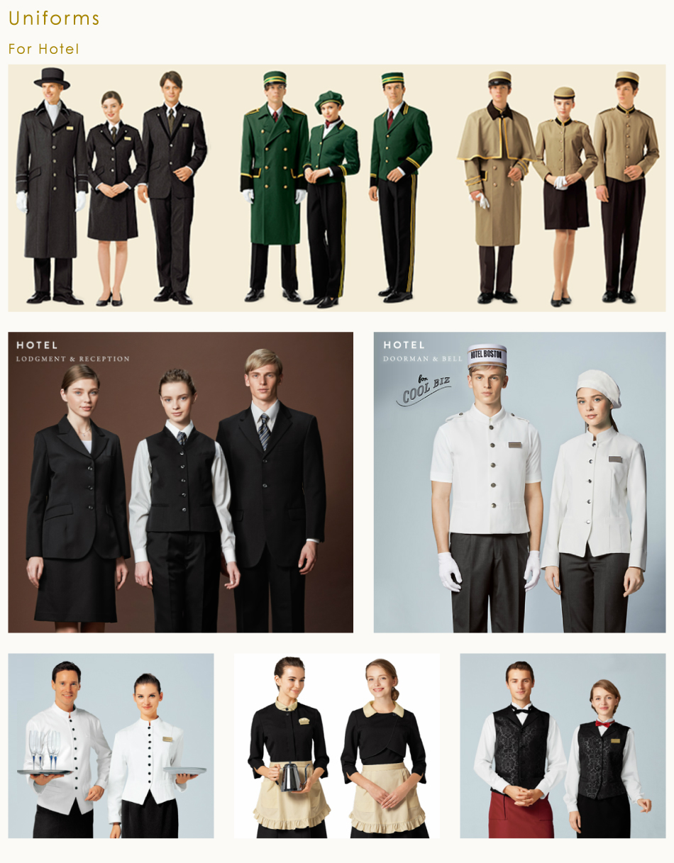Bon Uni - Hotel Uniforms