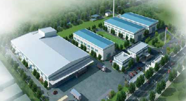 A home appliance recycling plant constructed as a joint venture between Japanese and local company