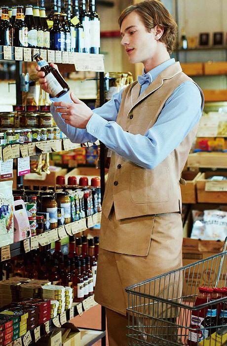 Grocery Uniform